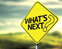 What's Next Sign